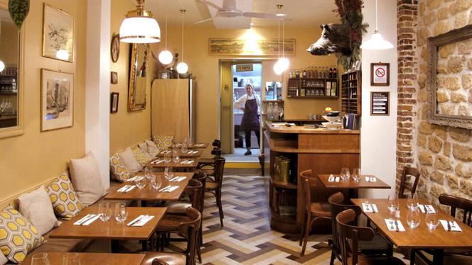 Il Bacaro - Restaurant - Paris