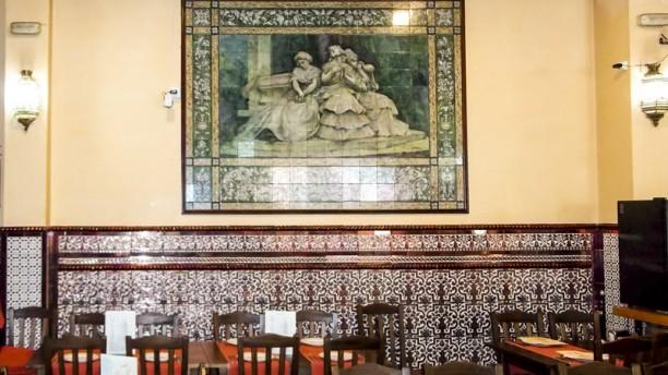 Sevilla Monumental Vista sala