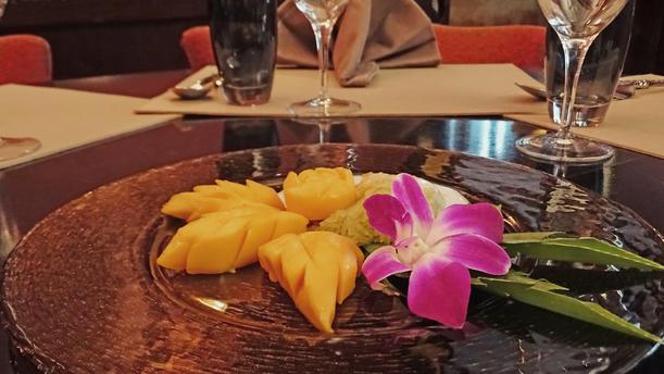 Le Thaï suggestion de dessert