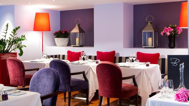 Restaurant Le B - Sofitel Biarritz Le Miramar Thalassa sea & spa Vue de la salle
