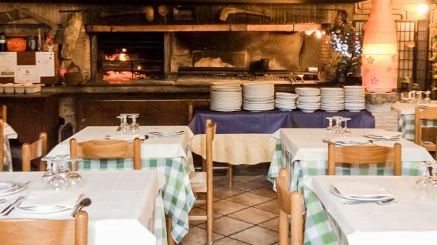 Da Tonino Sala del ristorante