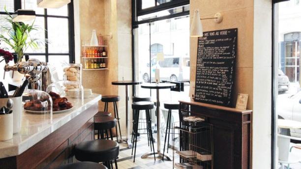 RESTAURANT CAFÉ TRAMA Mange debout