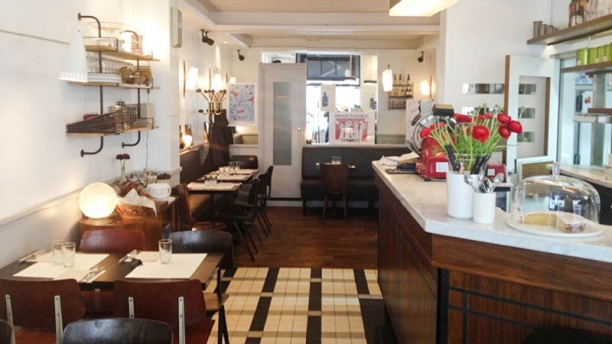 Trama Restaurant Paris