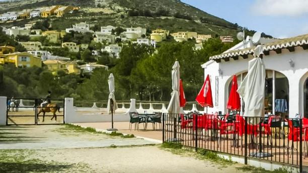 Cañada del Sol Vista exterior