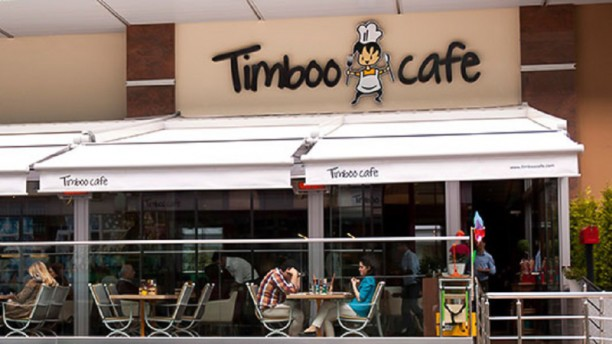 Timboo Cafe - Armada terrace