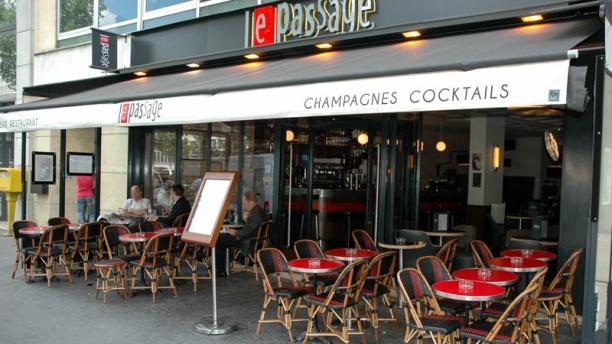 Le PasSage Terrasse