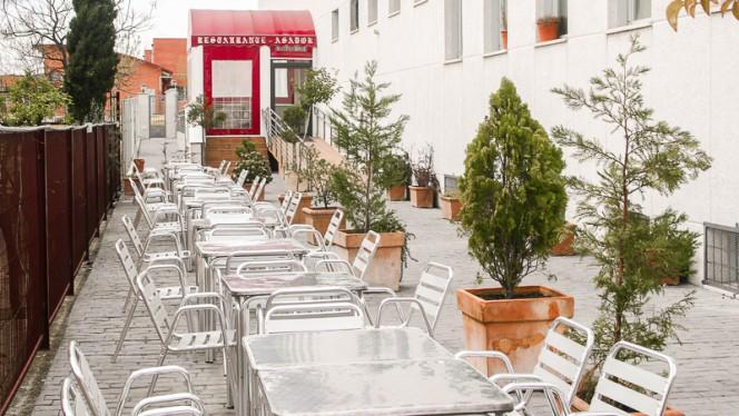 Vista terraza - El Rescoldo, Getafe