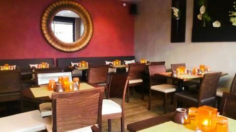restaurant - l'Odyssee Ronde - Bures-sur-Yvette
