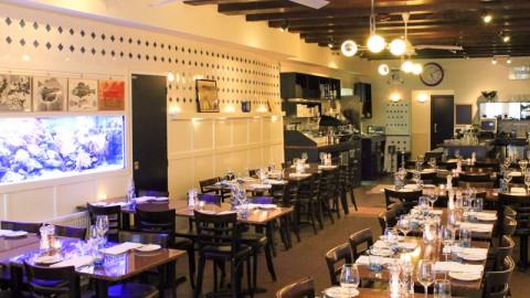 Visrestaurant Lucius, Amsterdam