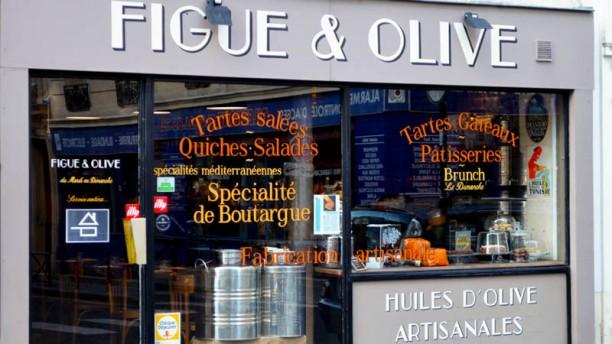 Figue & Olive Devanture
