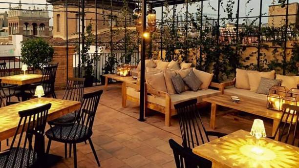Petit Bistró Terrace - Cathedral Suite Terraza