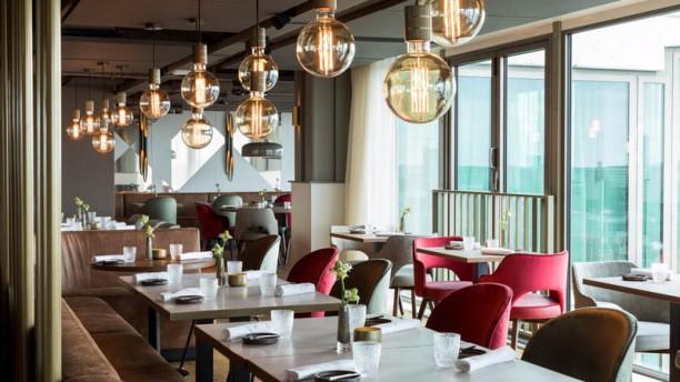 VANE Restaurant Het restaurant
