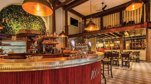 Grand Café Bataclan Vue de la salle
