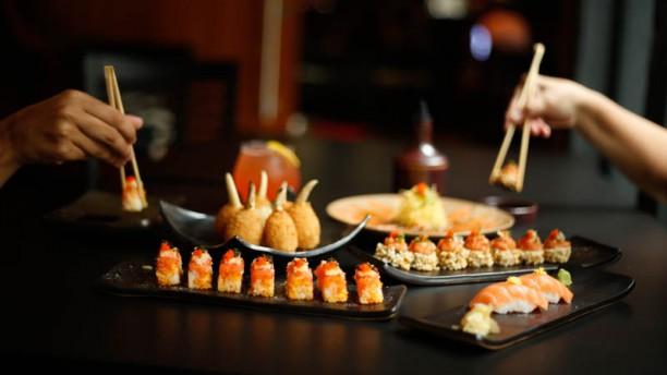 Mori Ohta Sushi - Jardins Sugestão do chef