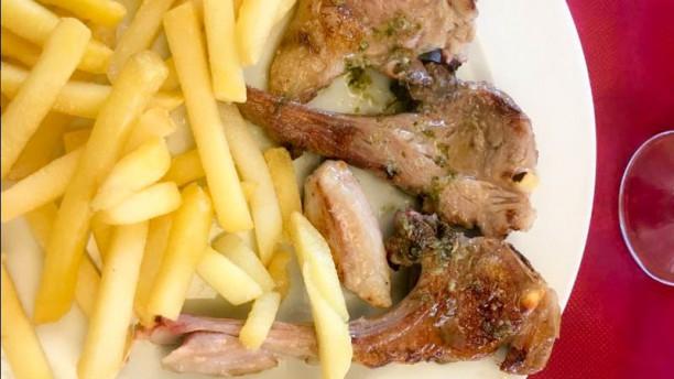 Restaurante Hostal Rafa Sugerencia del chef