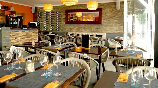 restaurant le comptoir de l 39 oc an ch telaillon plage. Black Bedroom Furniture Sets. Home Design Ideas