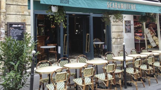Scaramouche Terrasse