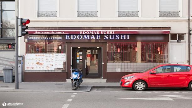 Edomae Sushi façade