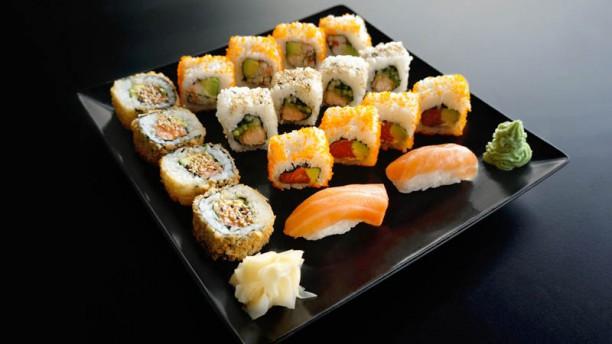 Sushi Sakura Kockens specialité sushi