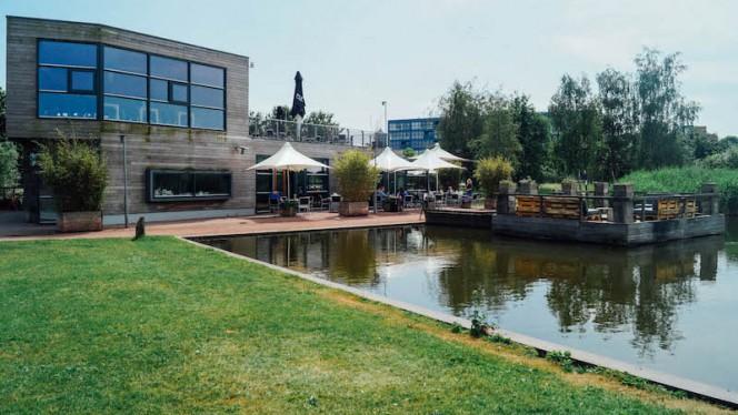 Ingang - Griftpark 1, Utrecht