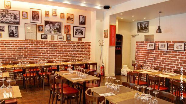 Maison F Restaurant Rue Rougemont