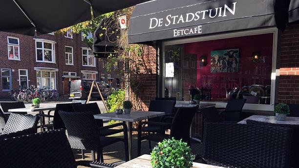 Eetcafe de Stadstuin Hereweg Terras