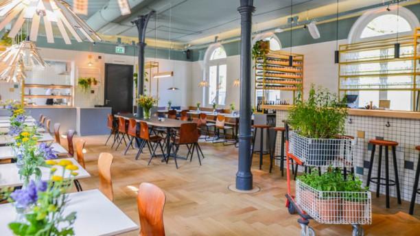 Instock Restaurant Instock Amsterdam