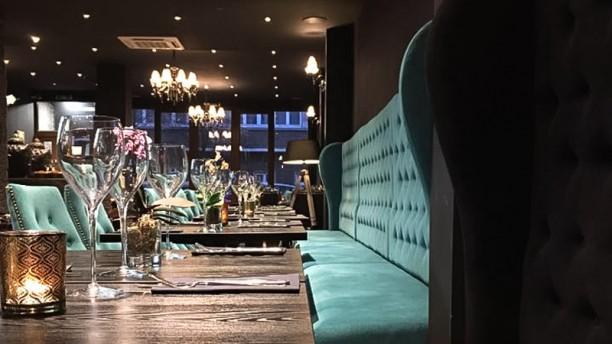 Le Camélia Salle du restaurant