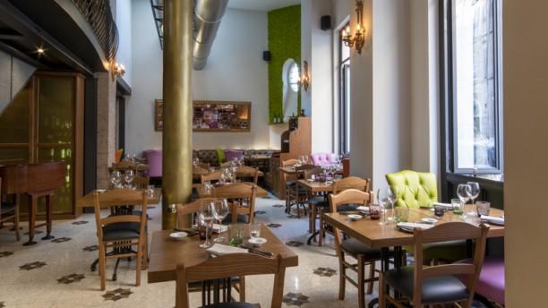 Giulia Restaurant Vista sala