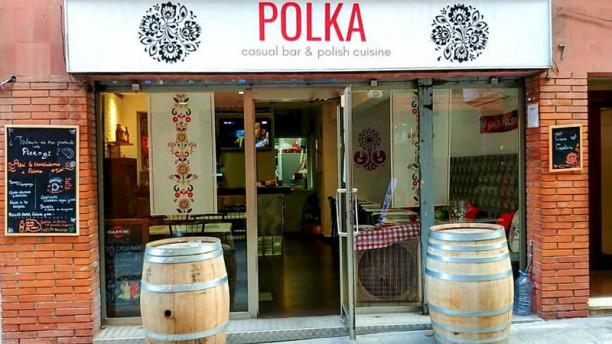Polka Bar Entrada
