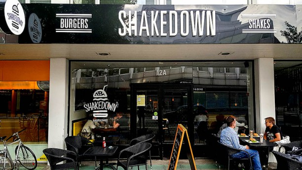 Shakedown Adgang