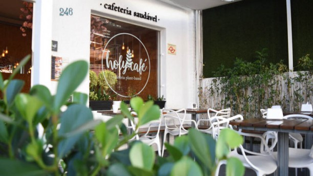 Holy Café Fachada