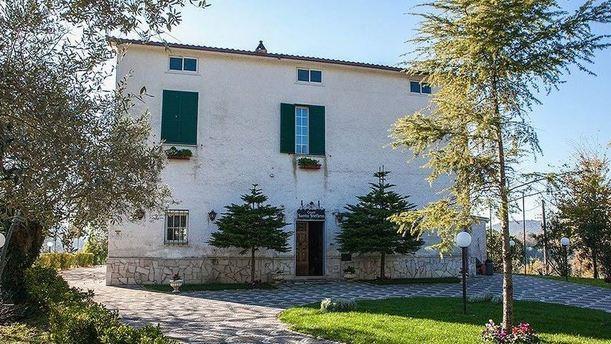 Casale Santo Stefano Facciata