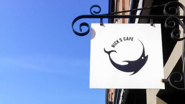 Nick's Cafe Logo