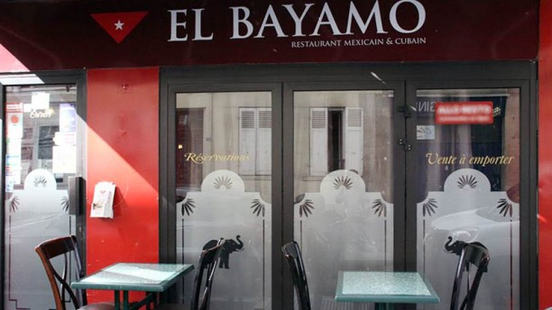 El Bayamo devanture
