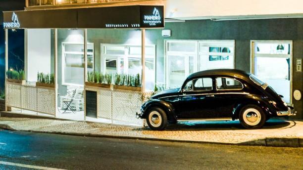 Pinheiro - Restaurante Entrada