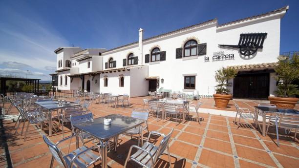 La Carreta - Hotel La Carreta Entrada