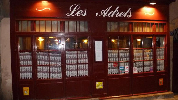 Les Adrets - Jean-Luc Wesolowski Restaurant