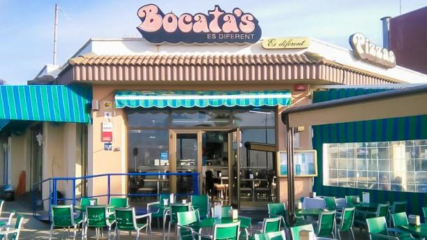 Bocata's Vista entrada