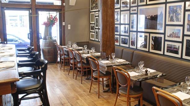 touch in paris restaurant 20 rue vignon 75009 paris adresse horaire. Black Bedroom Furniture Sets. Home Design Ideas