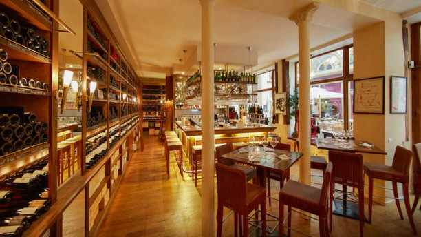 Restaurant le comptoir des caves legrand paris 75002 - Le comptoir paris restaurant reservations ...