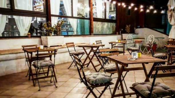 Edera food hub Terrazza