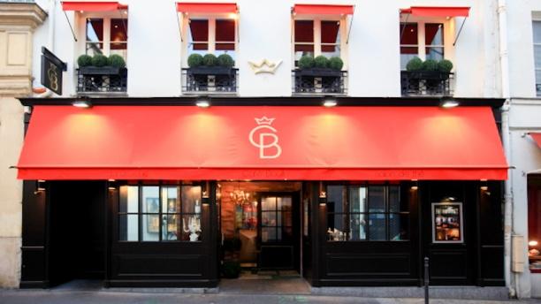 Café Bouillu Devanture