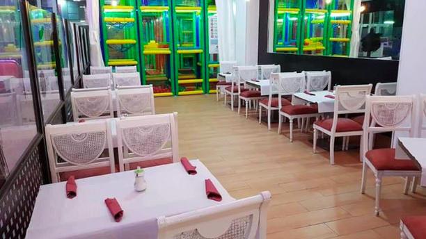 Restaurante Goliath Sala del restaurante