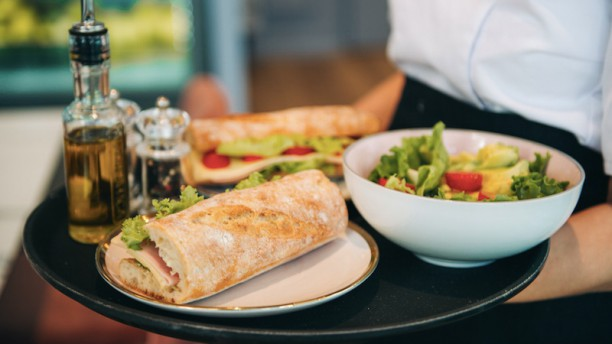 Christie's Bakery Freshly made salads and sandwiches