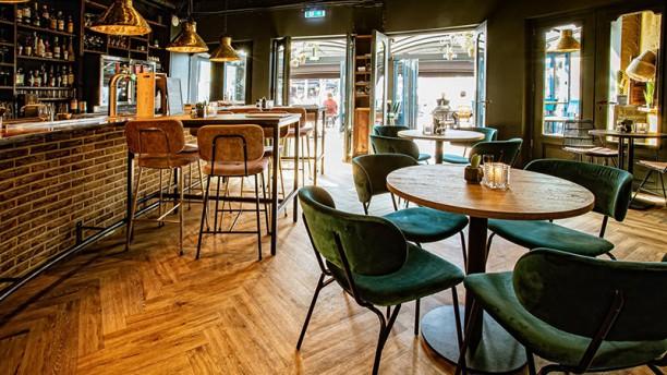 Carakter Brasserie Het restaurant