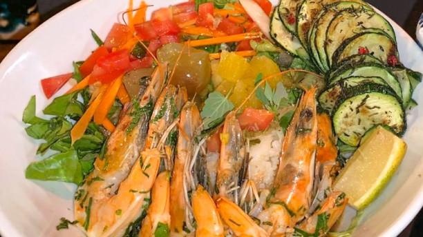 La Petite Pêche Suggestion de plat