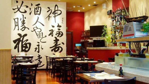 yamato sushi bar las rozas: