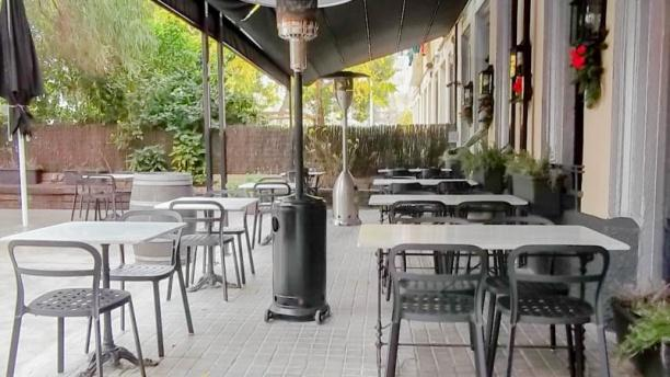 Valentina Vista terraza