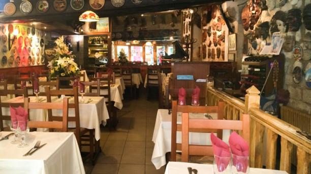 restaurant grec paris